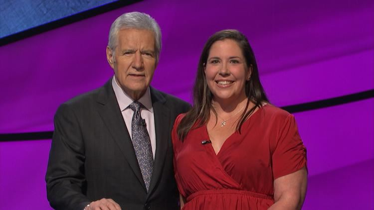 East Surry Graduate, Sara Butner, on Jeopardy