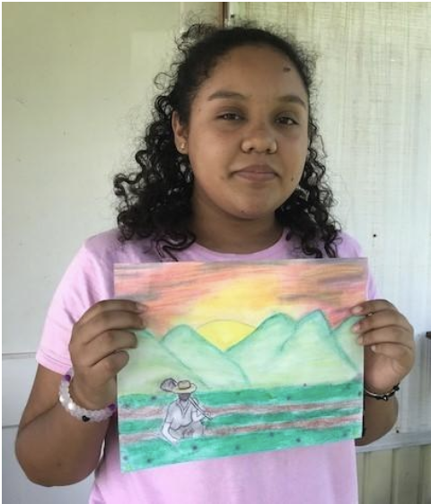 North Surry Students Receive National Art Recognition