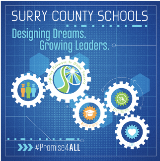 Governor's Stay At Home Order Impacts Surry County Schools
