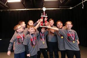 Battle of Books Champs