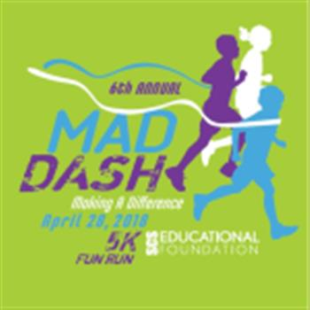 6th Annual MAD Dash 5K & Fun Run