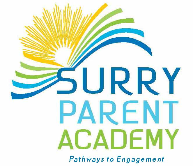 Surry Parent Academy Logo