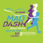 6th Annual Mad Dash & 5K/Fun Run