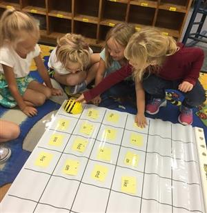 WPES Bee Bots with Kids