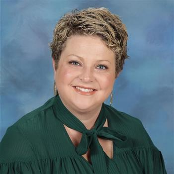 Mrs. Kelly Waters, Principal of Shoals Elementary