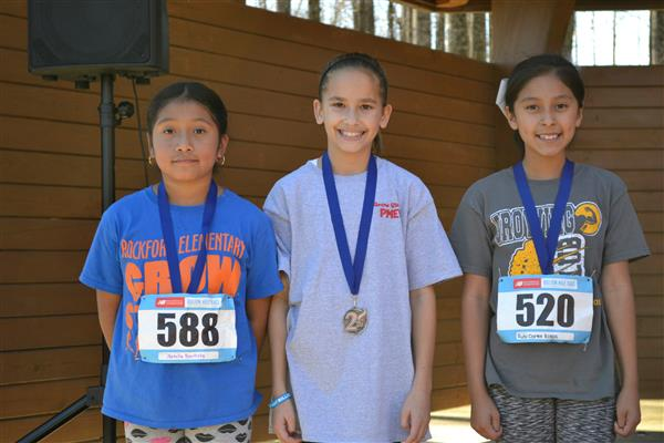 GROW Strong Race Held at Fisher River Park