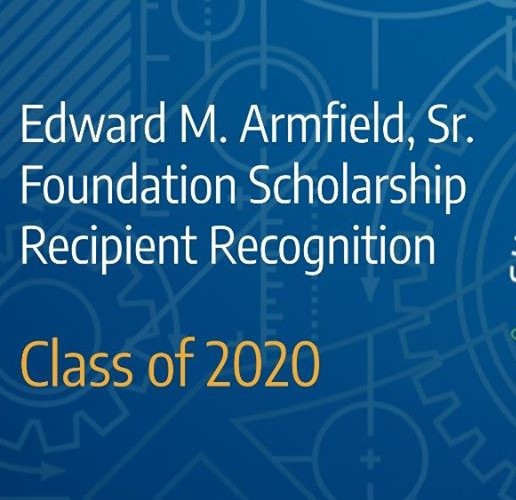 Forty Members of the SCS Class of 2020 Earn Armfield Scholarships