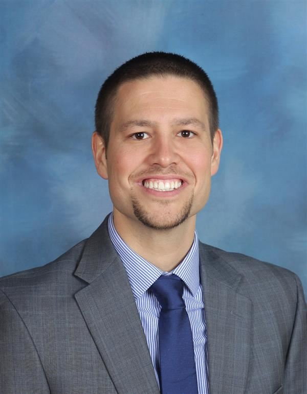 Dr. Matthew White Named New Principal at Rockford Elementary School