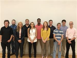 Next Generation Career Academy Interns Named