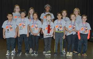 Elementary Battle of the Books District Level Competition Held