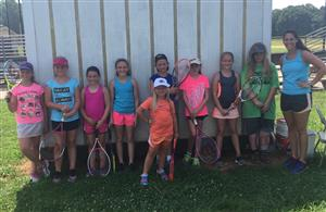 Summer Sports Camps Offered