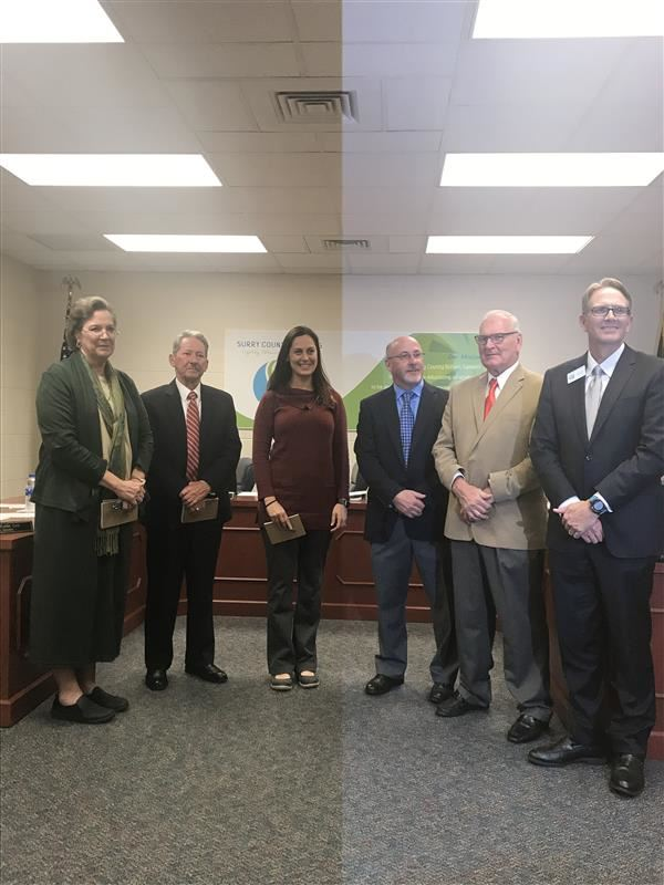 North Carolina Council of Teachers of Mathematics - Outstanding Secondary Mathematics Teacher for 2018